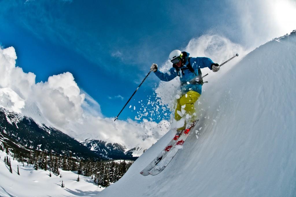 Heli-Ski Skis