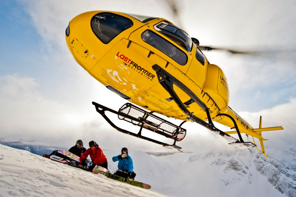 Heli Ski Canada