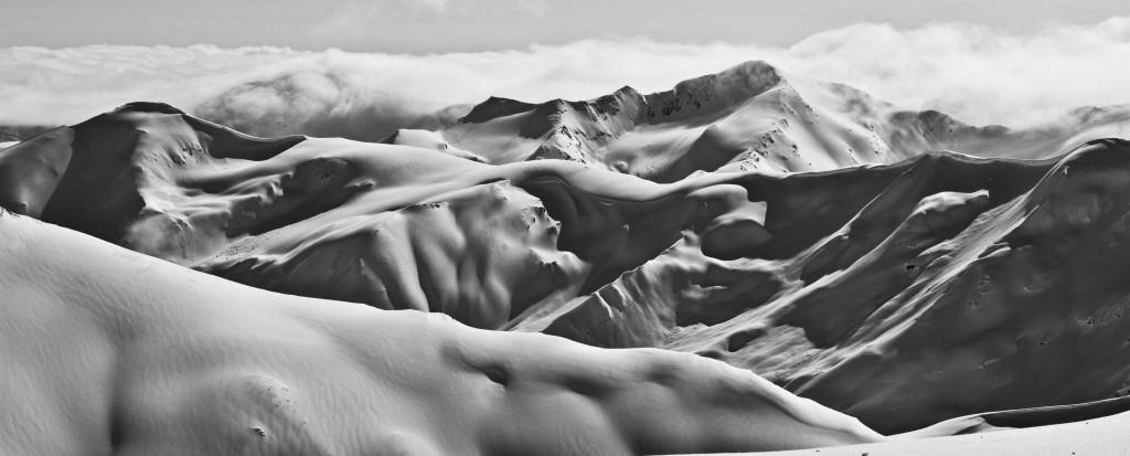 Heliskiing Locations: Mountain Ranges