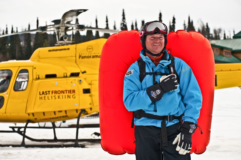 Last Frontier Heliskiing Airbag Safety