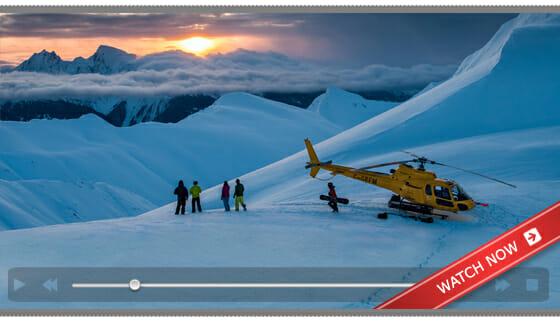 2013 Last Frontier Heliskiing - Go Beyond Video