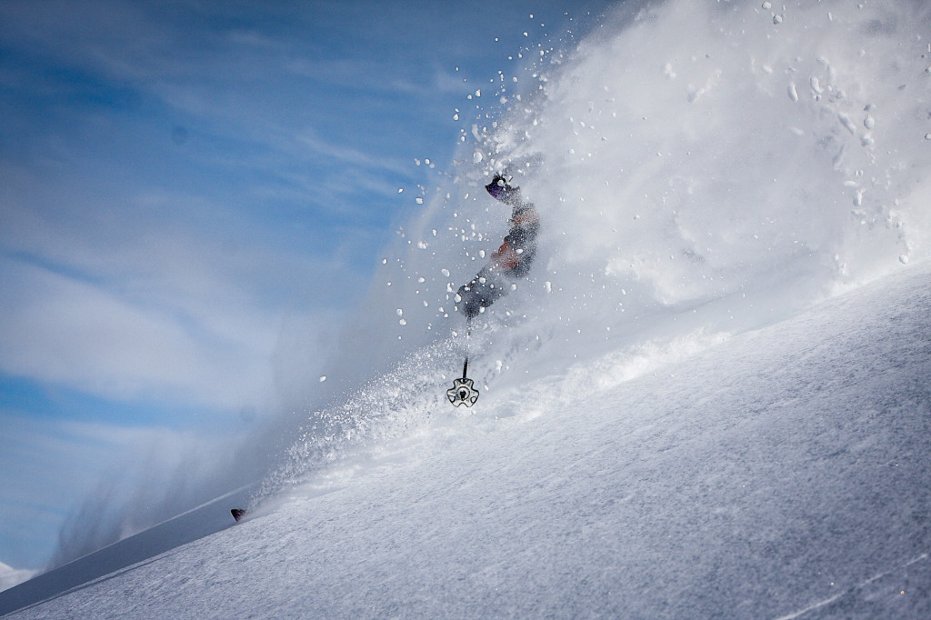 Dreaming of a WHITE Christmas? Photo: Willi Kunz