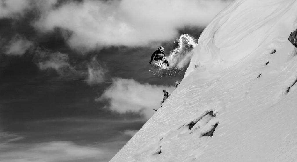 Sometimes going big is encouraged | Photo: Lorenz Masser