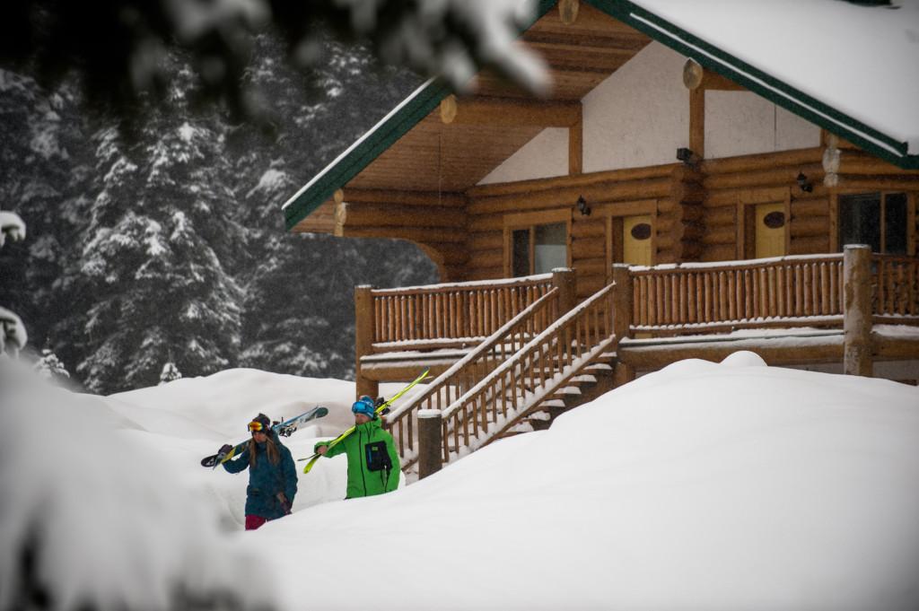 Bell 2 Lodge | Photo: Reuben Krabbe