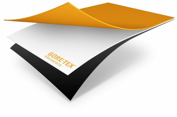 Gore-Tex® membrane layer   www.gore-tex.com