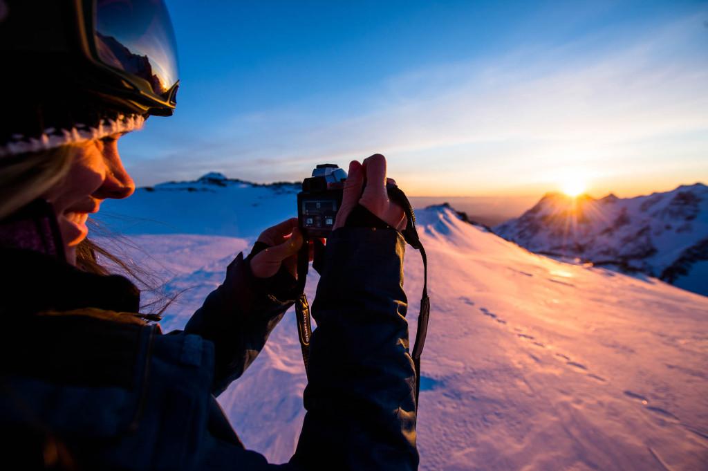 Enjoying every beautiful moment | Reuben Krabbe