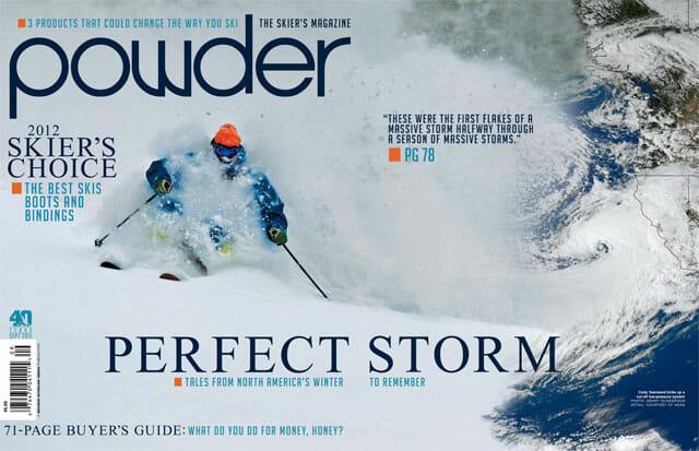 The Skier's Magazine. Photo - Powder.com