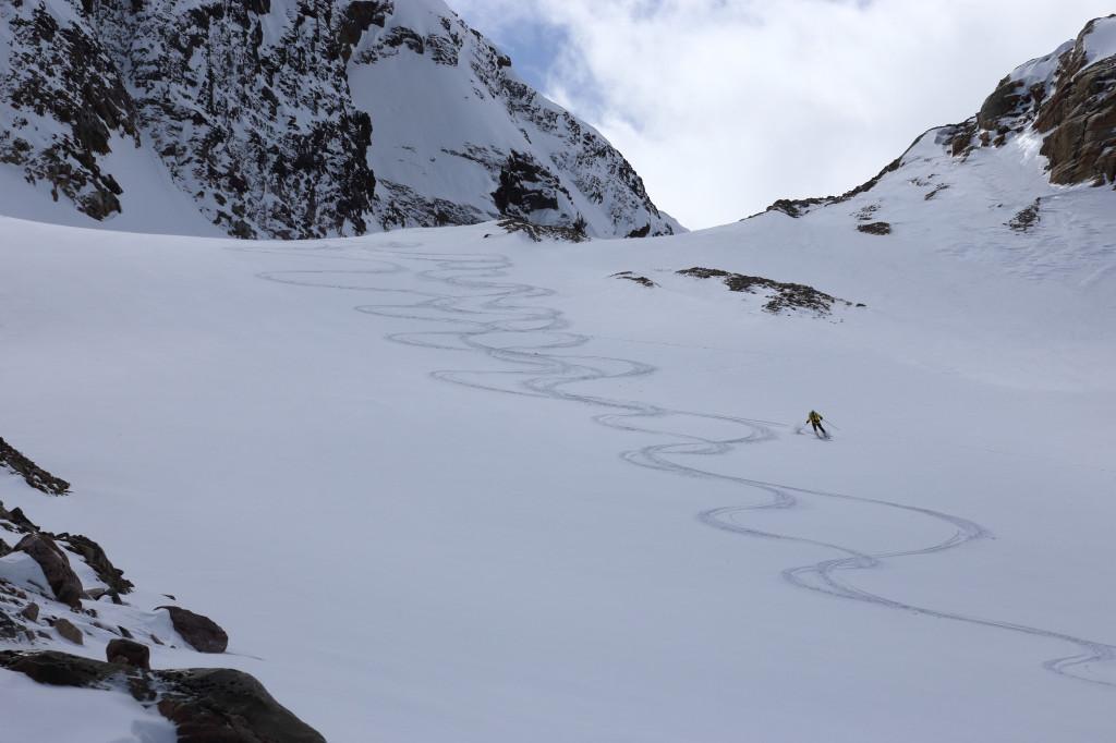 Having some fun in mountains | Ben Nearingburg