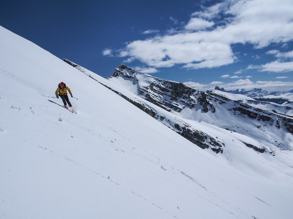 Sunshine + Skiing = Happiness | Vern Dewit