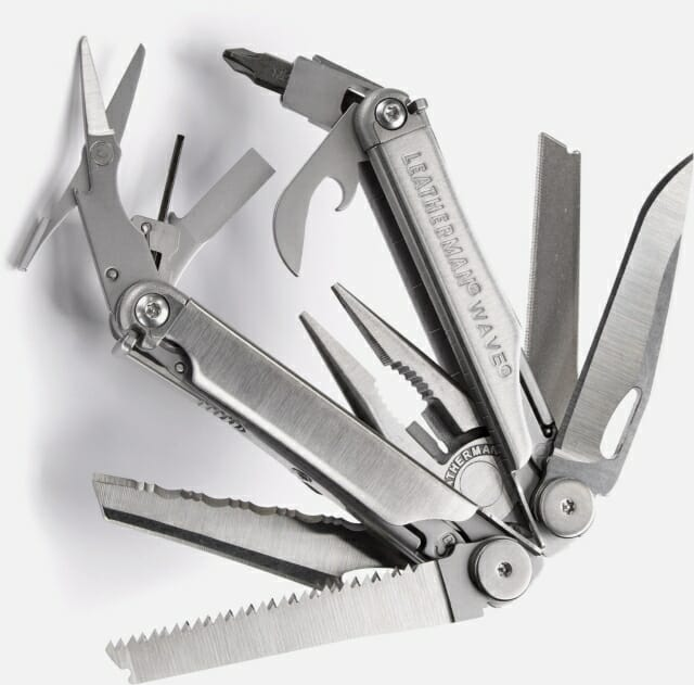 This tool will fix almost anything   Photo - Leatherman