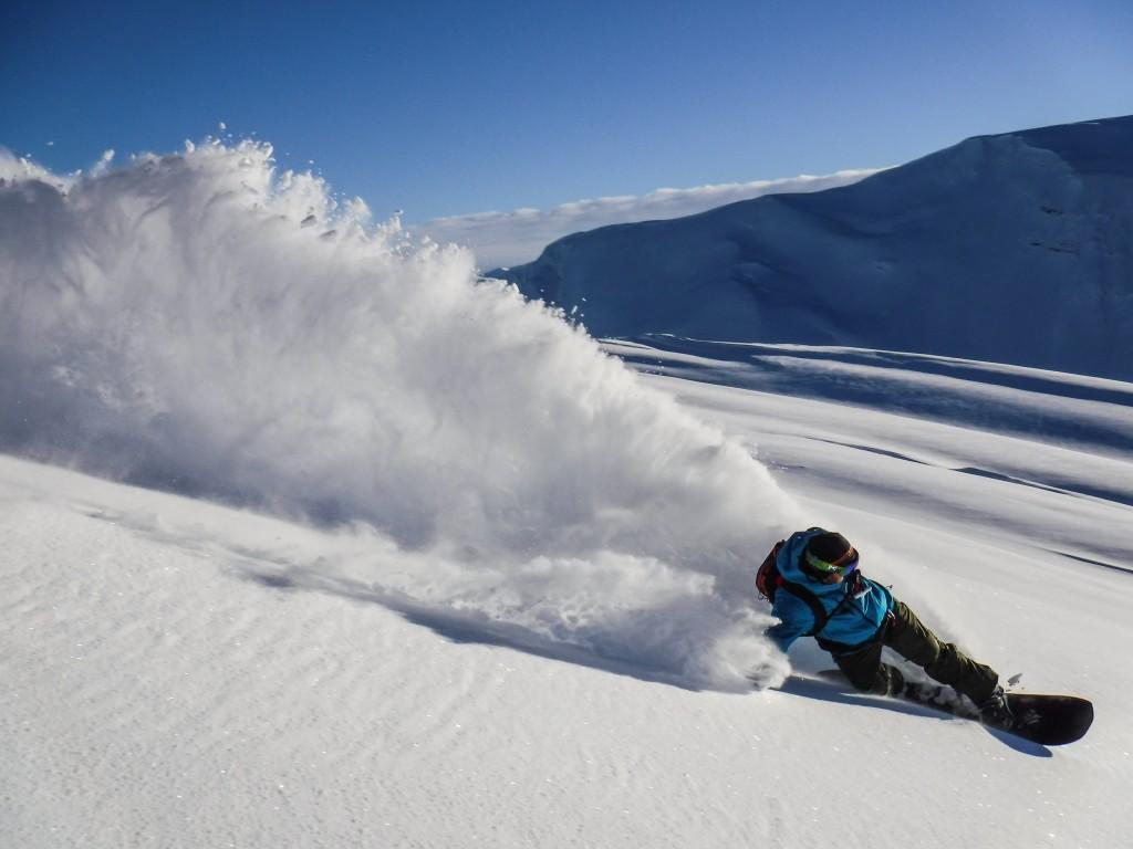 Cold Smoke.  Photo - Michael Brackenhofer