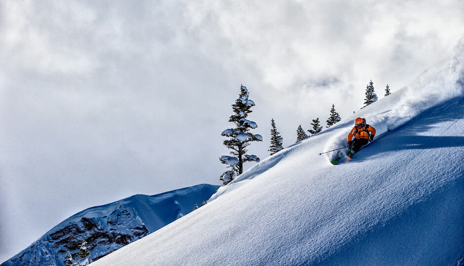 Whenever you decide to come, chances are good that you'll get some of this.  Photo - Grant Gunderson