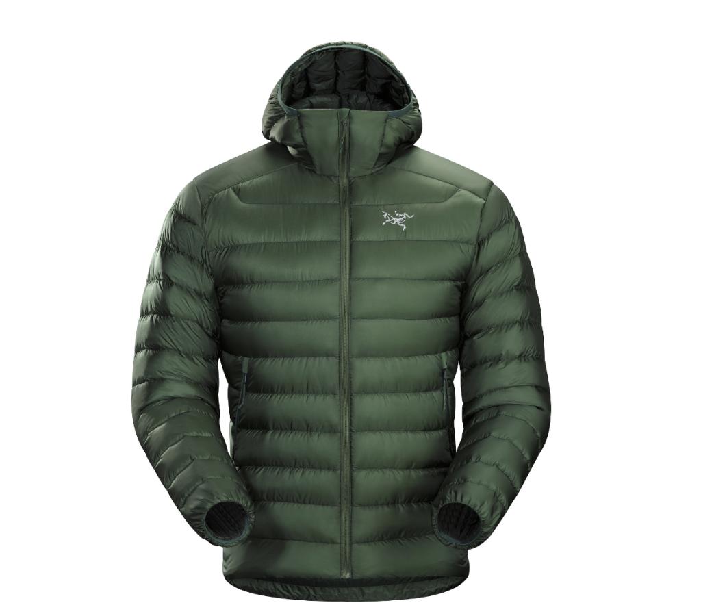 The Cerium LT Hoody down jacket. Photo - Arc'teryx.com