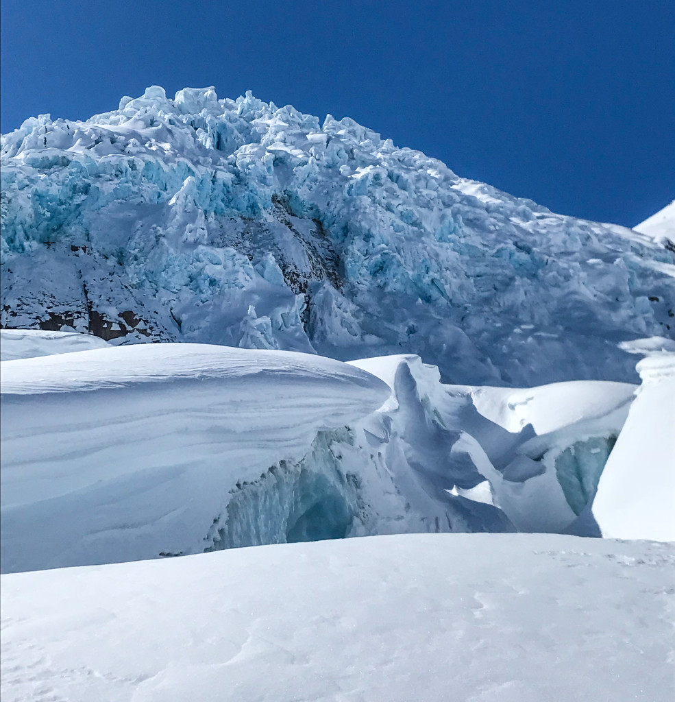 Giant mountains. Photo - Mike Watling