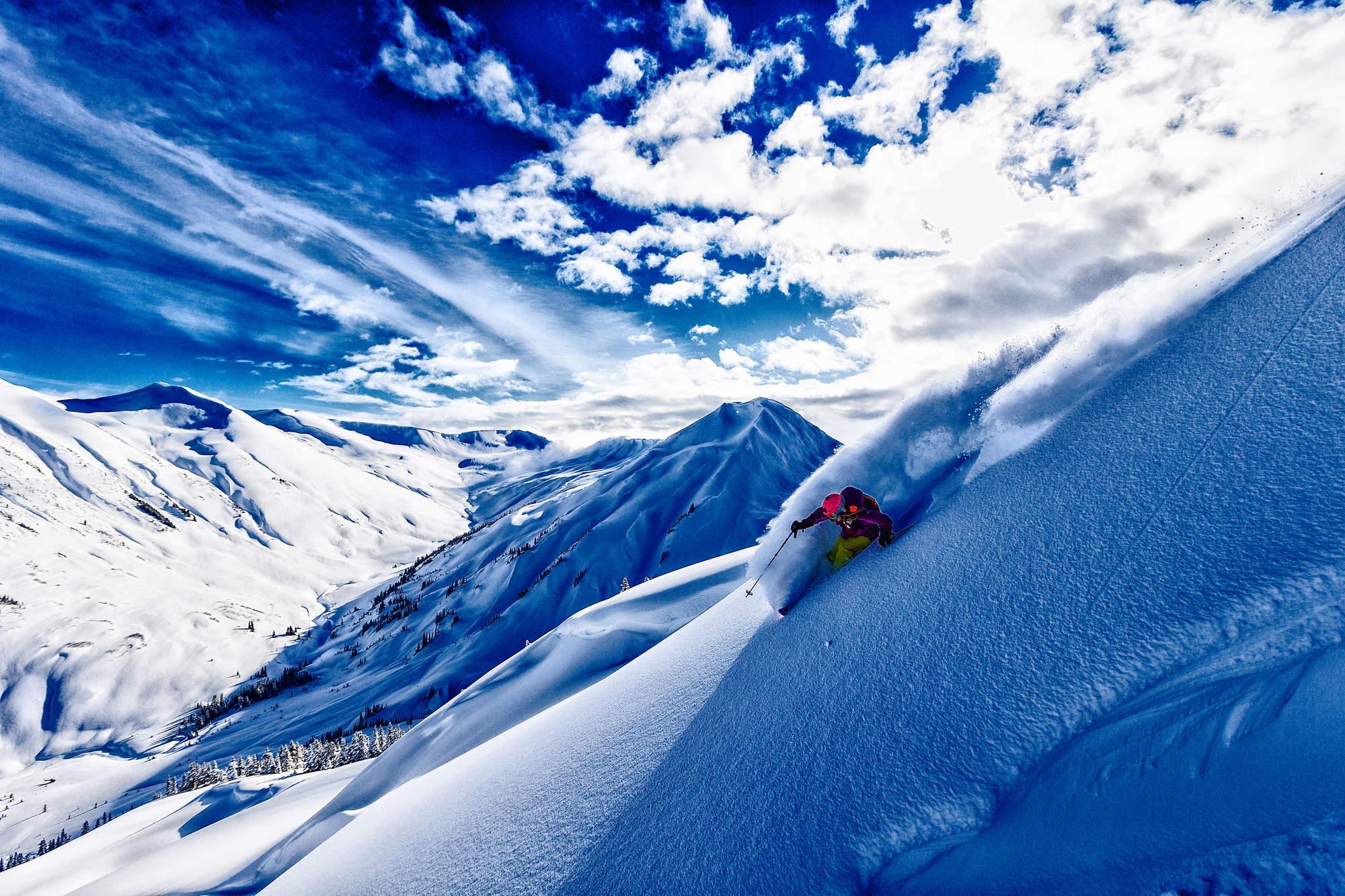 3 Heli Skiing Alpine