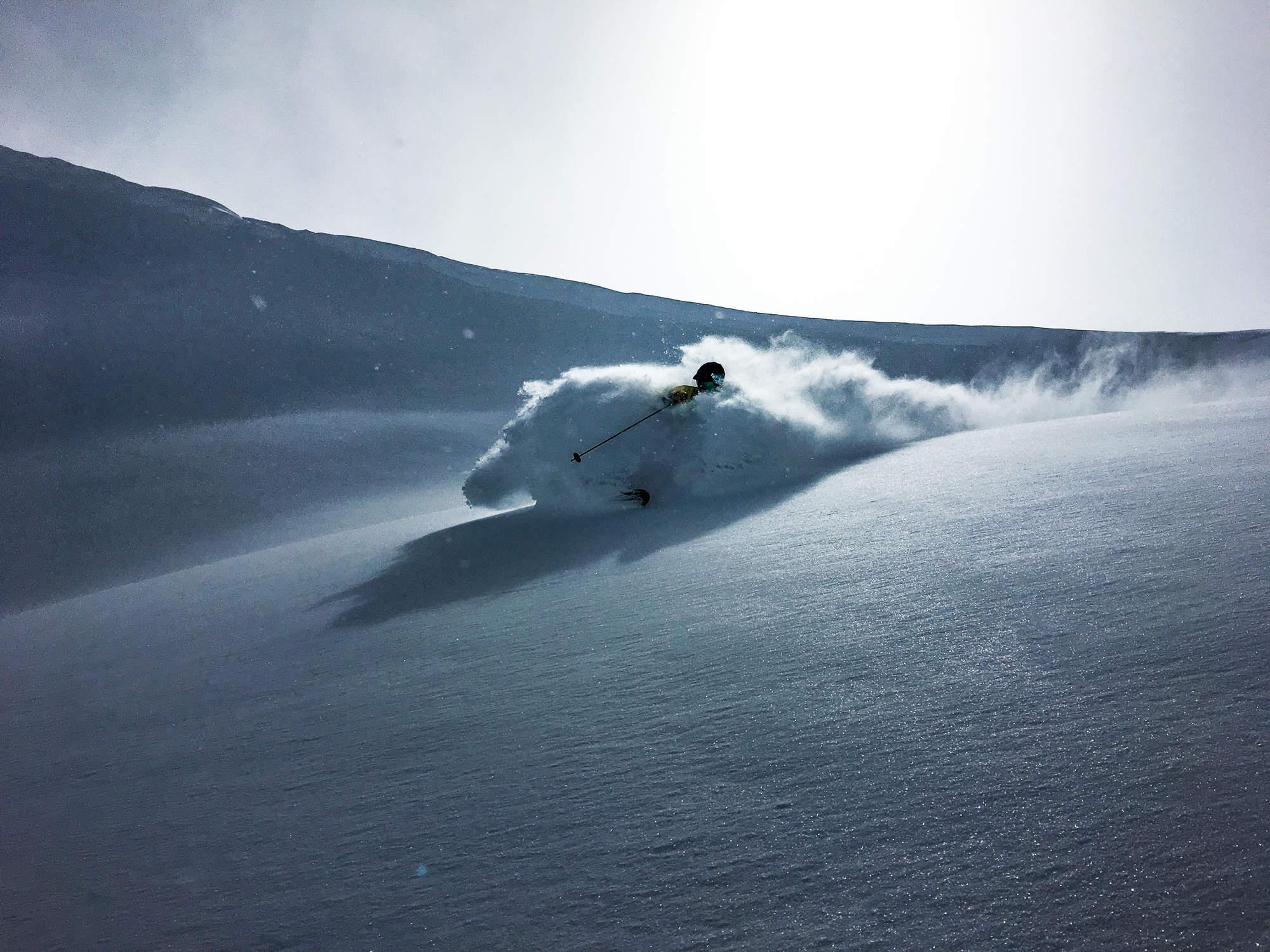4 Heli Skiing Alpine