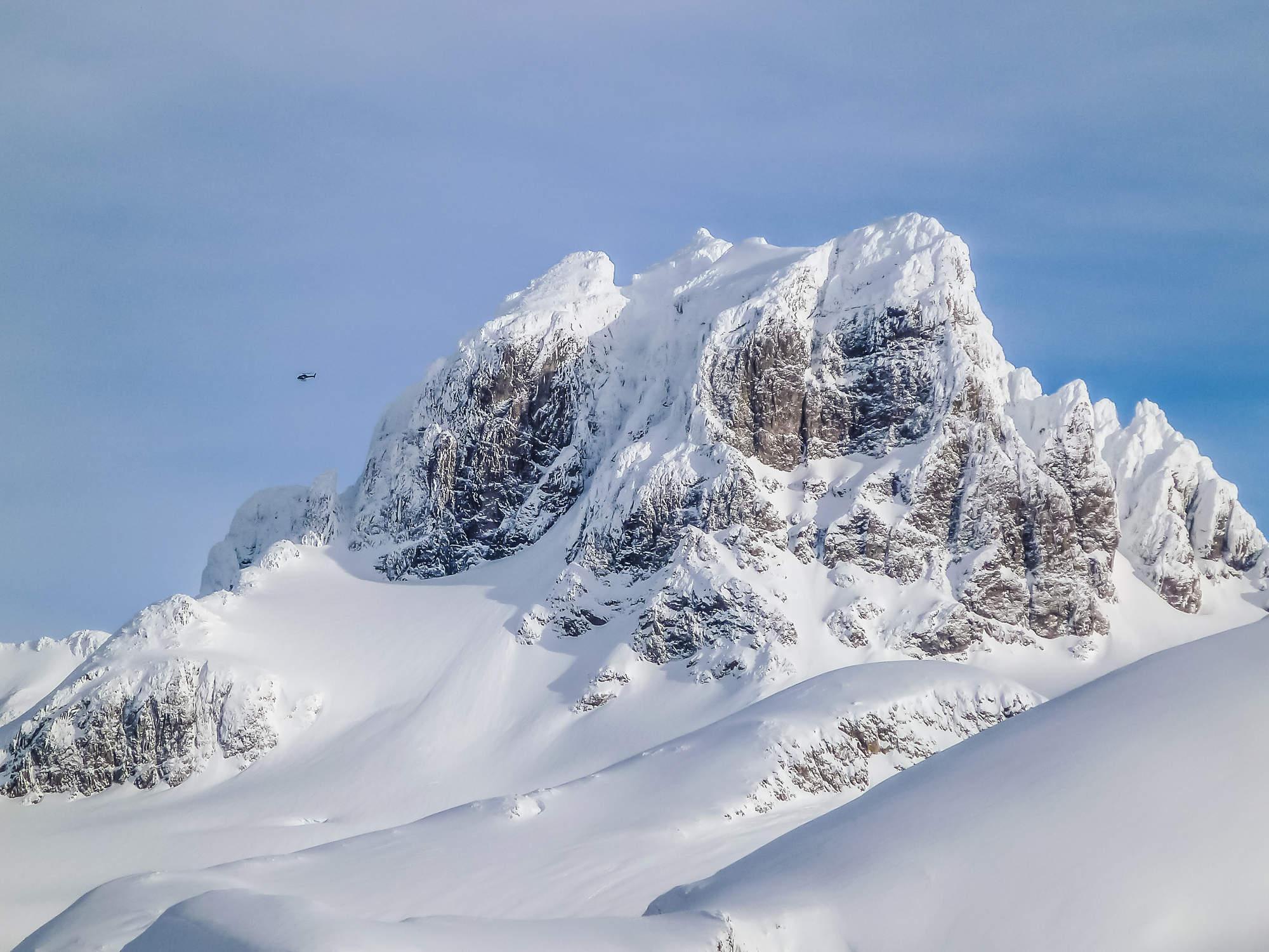 6 Heli Skiing Alpine
