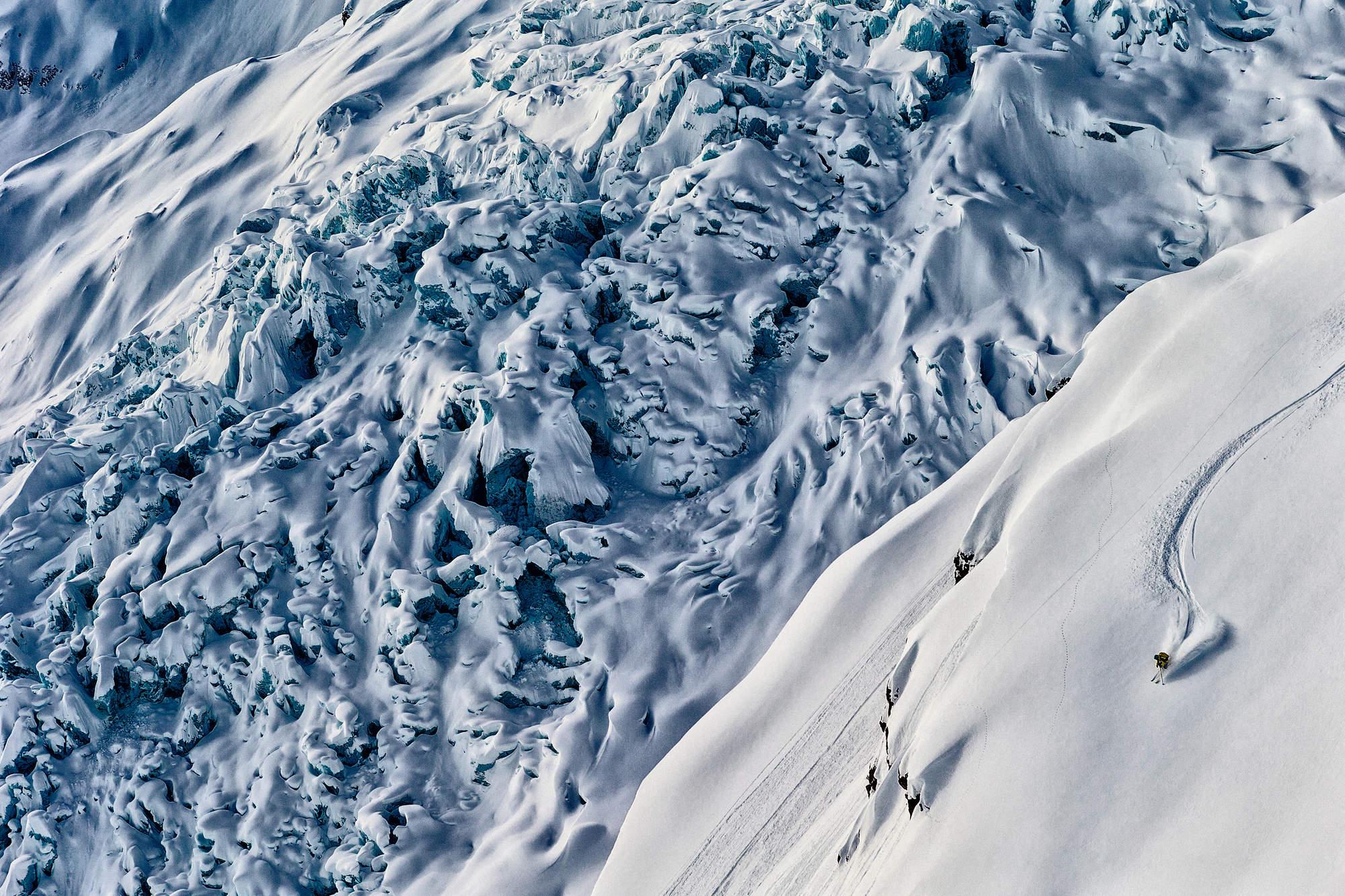 8 Heli Skiing Alpine