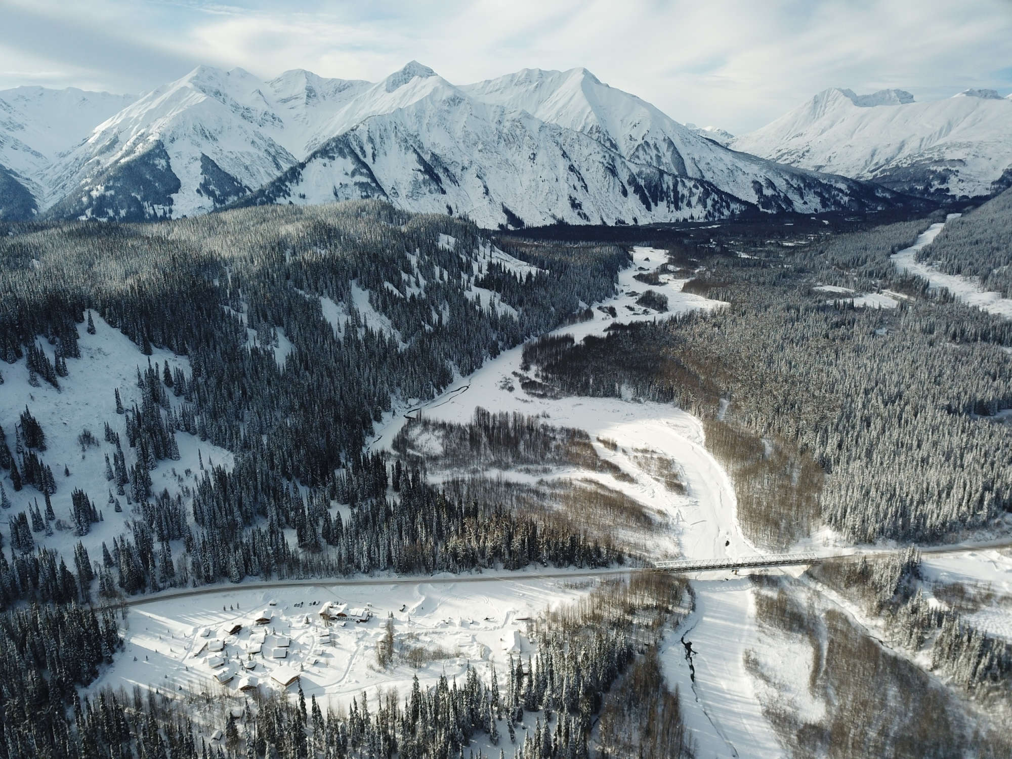 Bell 2 Lodge - Northern BC Canada home of Last Frontier Heliskiing